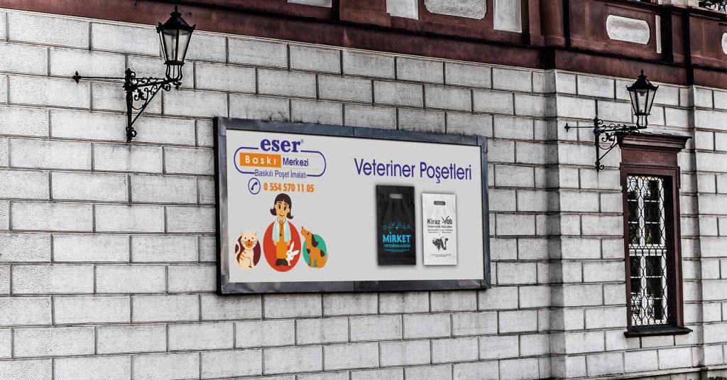 Adana 10 KG 2 Renkli Baskılı Mağaza Poşeti